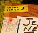 El juguete nuevo de Jeff/Transcripción
