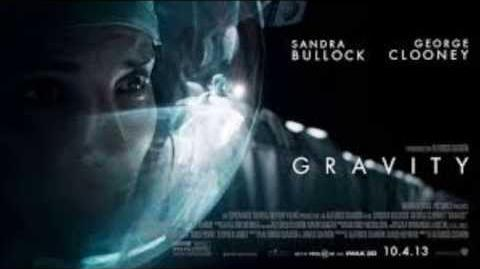 Katherine Ellis talks about singing the title music to Gravity