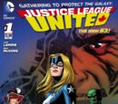 Justice League United Vol 1 1