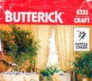 Butterick 6333 B