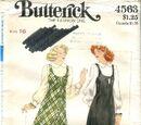 Butterick 4563 B