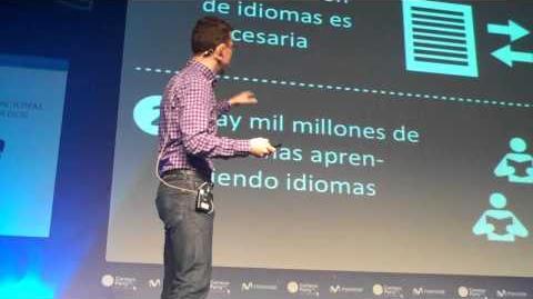 CPMX4 Campus Party Mexico Luis von Ahn Duolingo