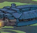 キャプター級重武装クルーザー
