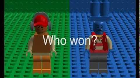 Epic Rap Battles of Elmore Rap 1 Gumball vs. Janken (Epic Rap Battles of History Spoof)