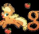 Applejack/Gallery