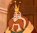 King (The Brave Little Tailor)