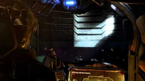 Dead Space 3 - SK-1P (To The Greely) music