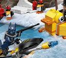 76010 Batman : L'affrontement avec le Pingouin