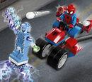 76014 Spider-Trike contre Electro