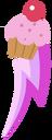 MLP Pinkie Foal Pandora Cutie Mark.png