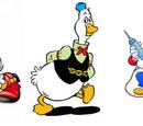 Άλλοι σημαντικοί χαρακτήρες του σύμπαντος των Ντακ