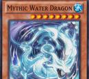 Mythic Water Dragon