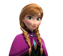 Personagens de Frozen