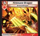 Firemane Dragon