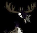 Ngỗng/Hươu Sừng Tấm