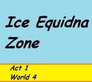 Ice Equidna Zone