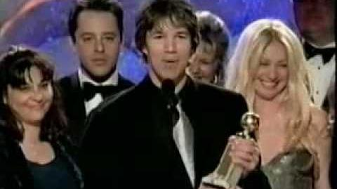 Cast of Ally McBeal wins GG 1999