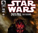 Brandon Rhea/REVIEW: Darth Maul: Son of Dathomir 1
