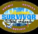 Whirl Islands Contestants