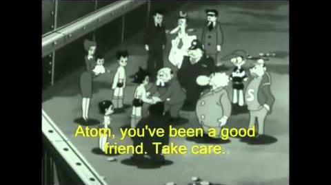 Astro boy (tetsuwan atom) 193 last episode