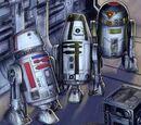 Astromechanický droid/Legendy