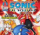Archie Sonic the Hedgehog Issue 205