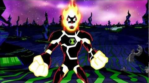 Ben 10 Omniverse Heatblast Transformation HD (720p)