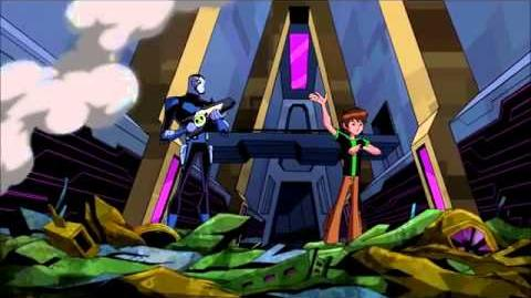 Ben 10 Omniverse Nanomech HD Transformation 1080p)