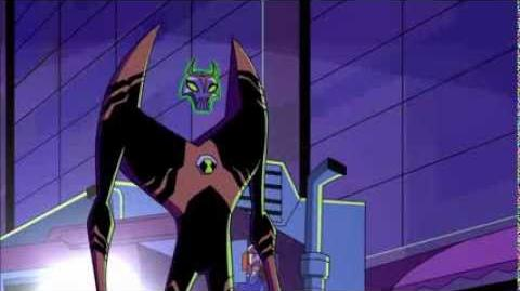 Ben 10 Omniverse Lodestar Transformation HD (720p)