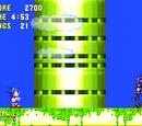 Mecha Sonic (Zona Sky Sanctuary)
