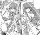 """Saint Seiya Saintia Shō - Capítulo 09 """"Un corazón que se niega a abandonar"""""""