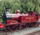 0-4-4T Steam Locomotives