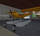 Piper PA-18 Super Cub (Laminar)