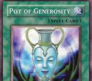 Pot of Generosity
