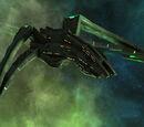 Memory Beta images (Dhelan class starships)