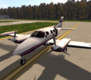 Cessna 421 (EG Aircraft)