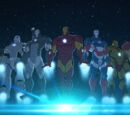 Iron Man's armor