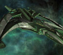 Memory Beta images (Dhael class starships)