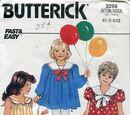 Butterick 3256 A