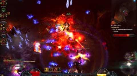 Diablo 3 5 minute 1 second clear of t6 Rift