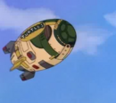 Turtle Blimp remote control