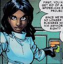 Sajani Jaffrey (Earth-616) from Amazing Spider-Man Vol 3 1 001.jpg