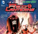 Red Lanterns: The Second Prophecy (Collected)