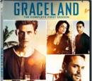 Graceland: The Complete First Season (DVD)
