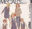 McCall's 7627 A