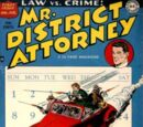 DC COMICS: Mr. District Attorney