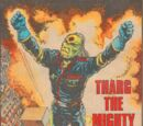 Things said by or about Tharg