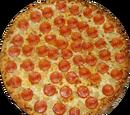 Aggressive Pizza