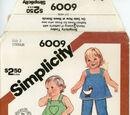 Simplicity 6009 A