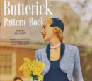 Butterick Pattern Book Spring 1951